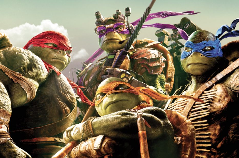 Teenage Mutant Ninja Turtles | Blu-Ray Review