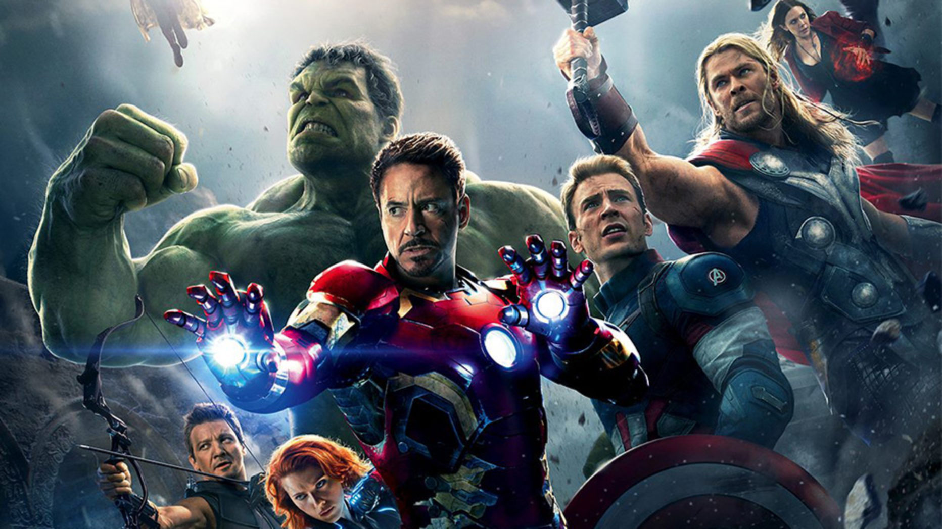 Avengers: Age of Ultron Review   IMAX 3D