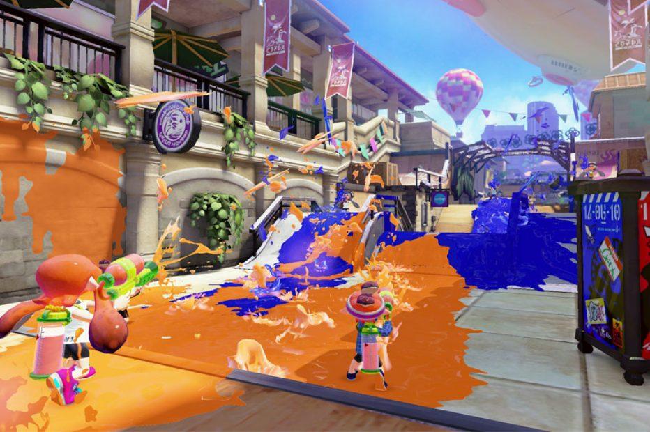 Splatoon Review | Wii U