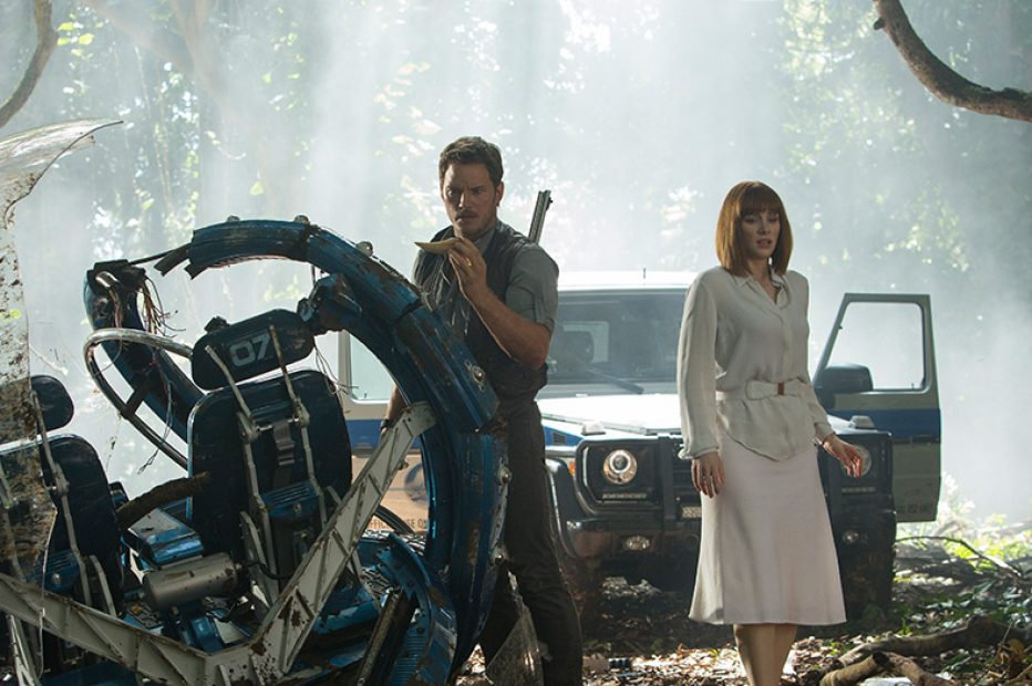 Jurassic World Review – IMAX 3D