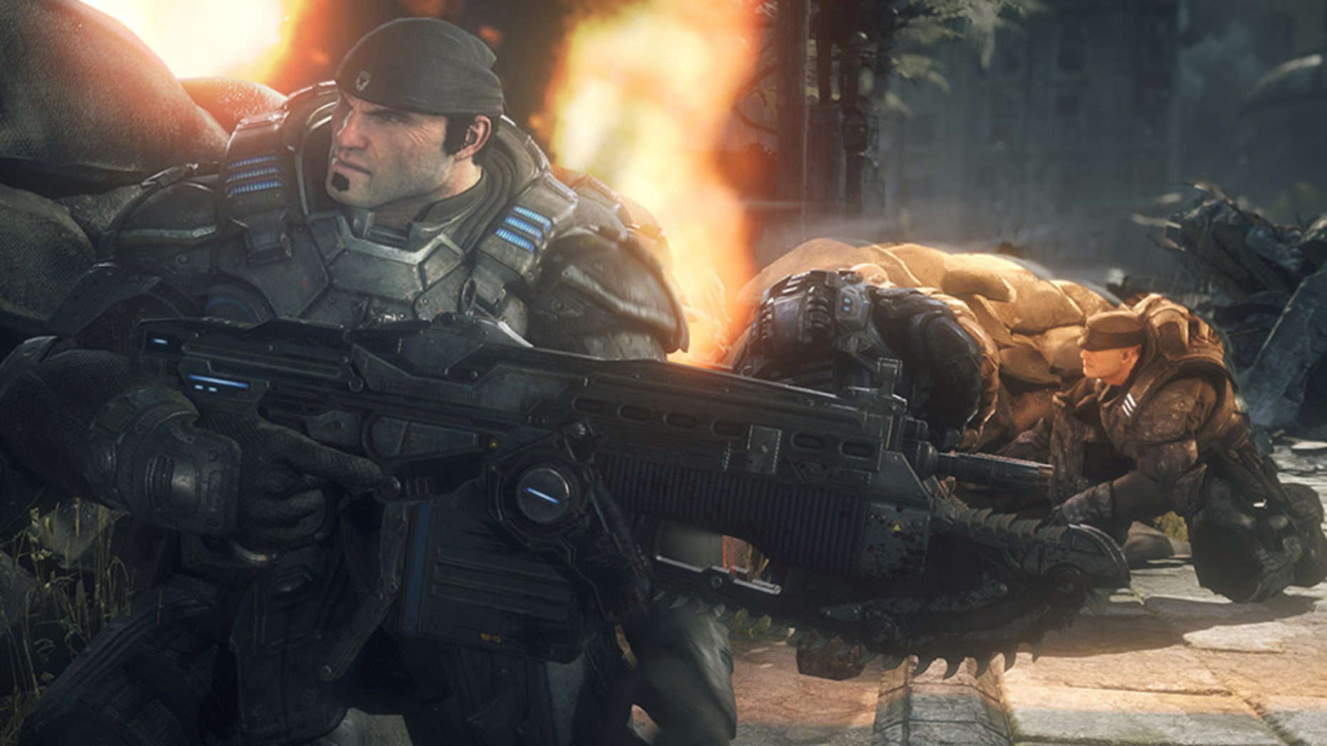 Gears of War Ultimate Edition Review | Xbox One