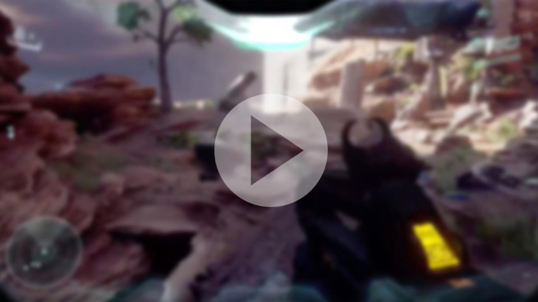 Sneak Peak: Halo 5 Late Campaign Gameplay