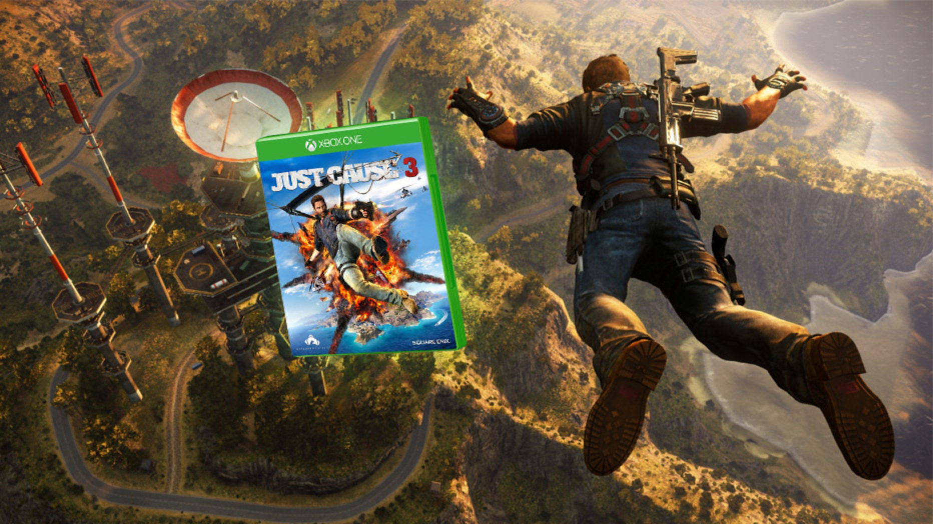 Competition: Win Just Cause 3 for Xbox One!