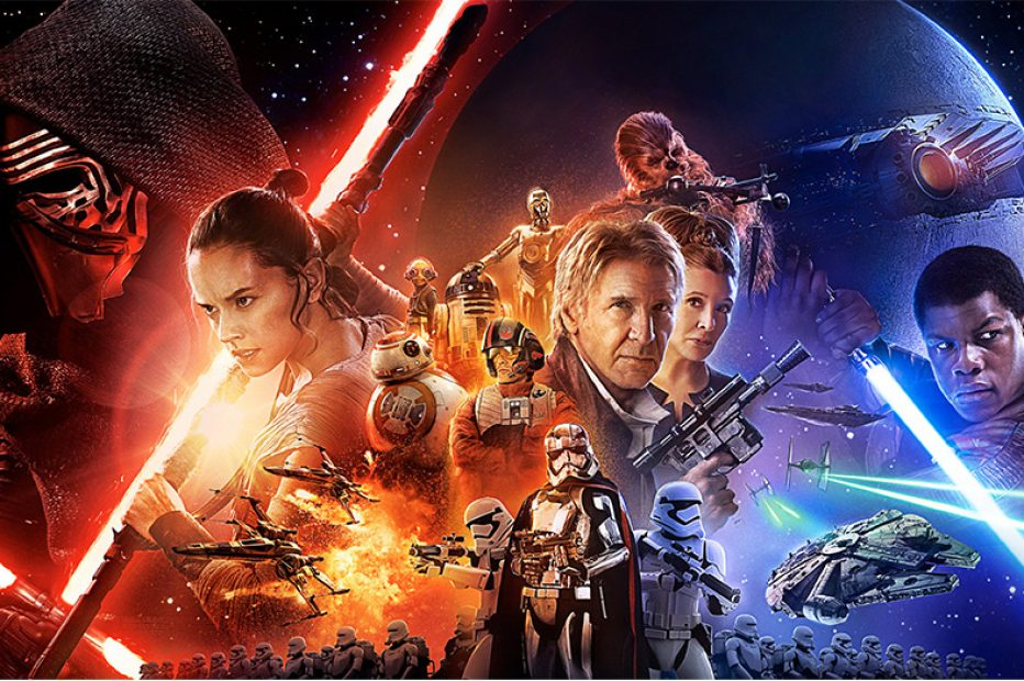 [100% Spoiler-Free] Star Wars: The Force Awakens Review | IMAX 3D