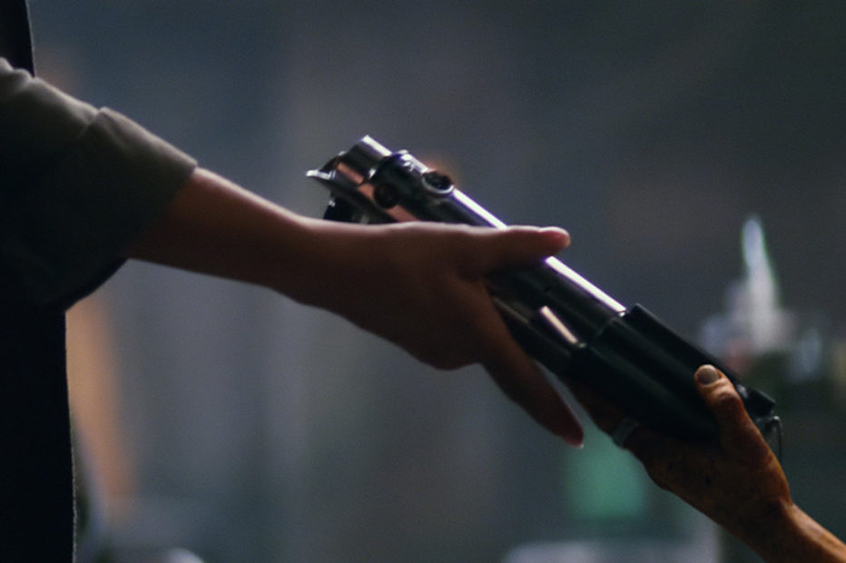 Star Wars: Making The Lightsaber Holy Again