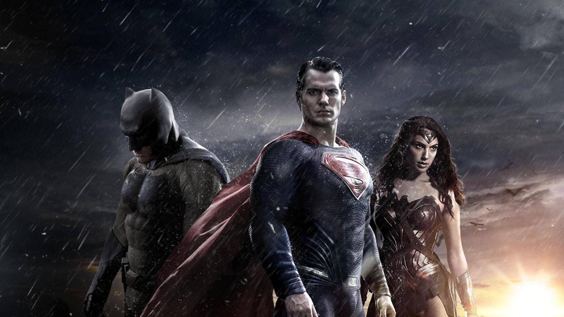 Batman v Superman: Dawn of Justice Review | IMAX 3D