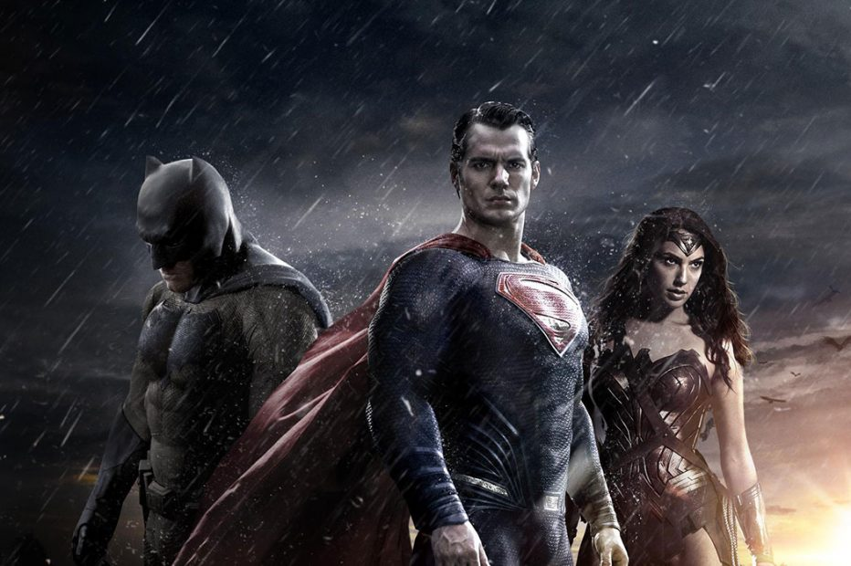 Batman v Superman: Dawn of Justice Review | IMAX 3D