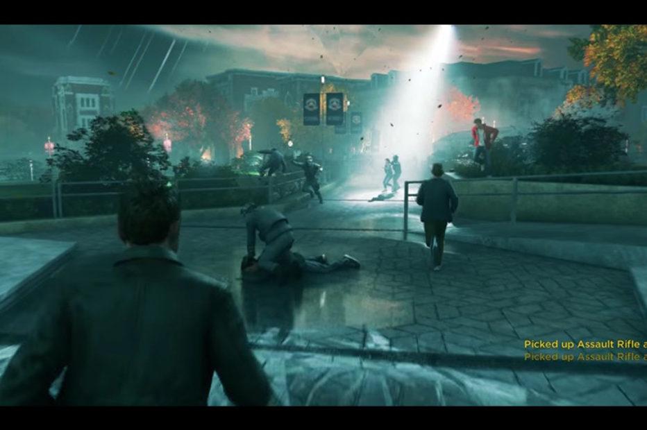 This Quantum Break Gameplay Looks Incredible