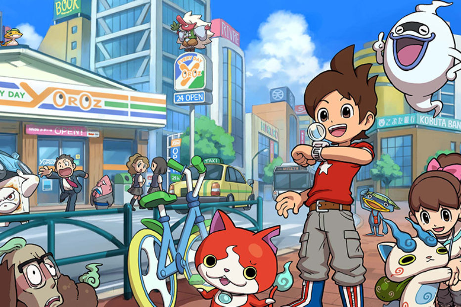 Yo-Kai Watch: The Next Big Thing From Japan