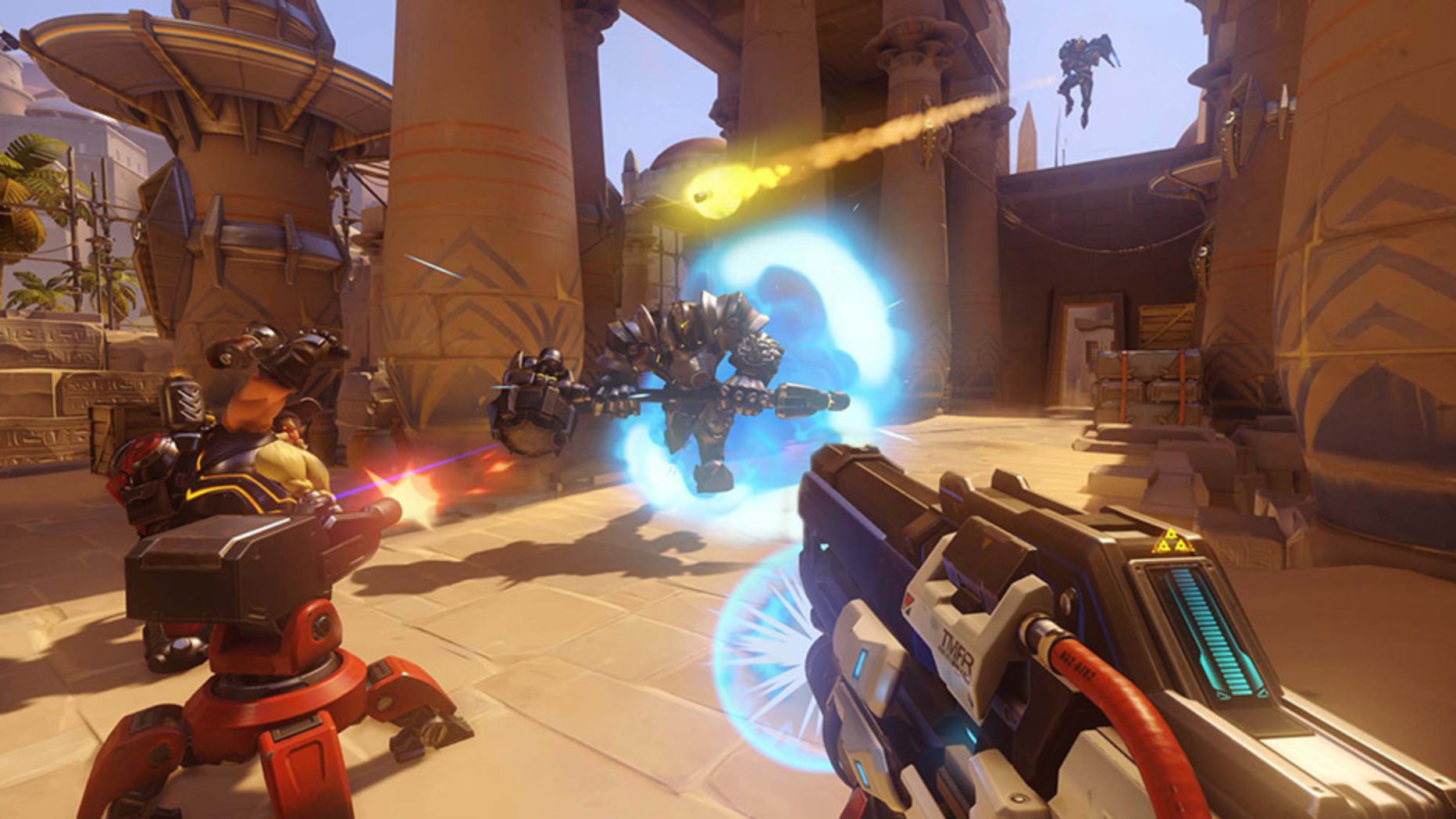 Overwatch Review | XBO/PS4/PC