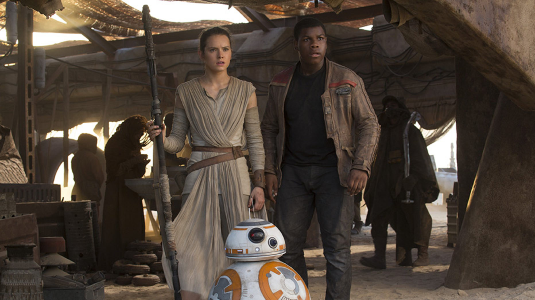 Star Wars – The Force Awakens   Blu-Ray Review
