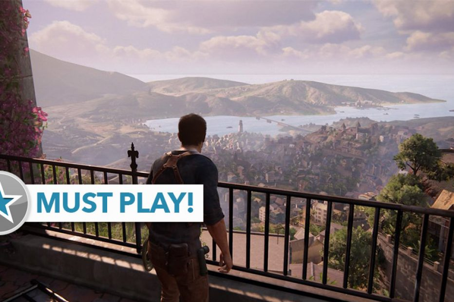 Uncharted 4: A Thief's End Review | Unbelievable