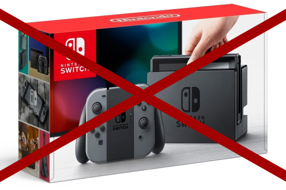 [ARCHIVE] Do Not Buy A Nintendo Switch At Launch