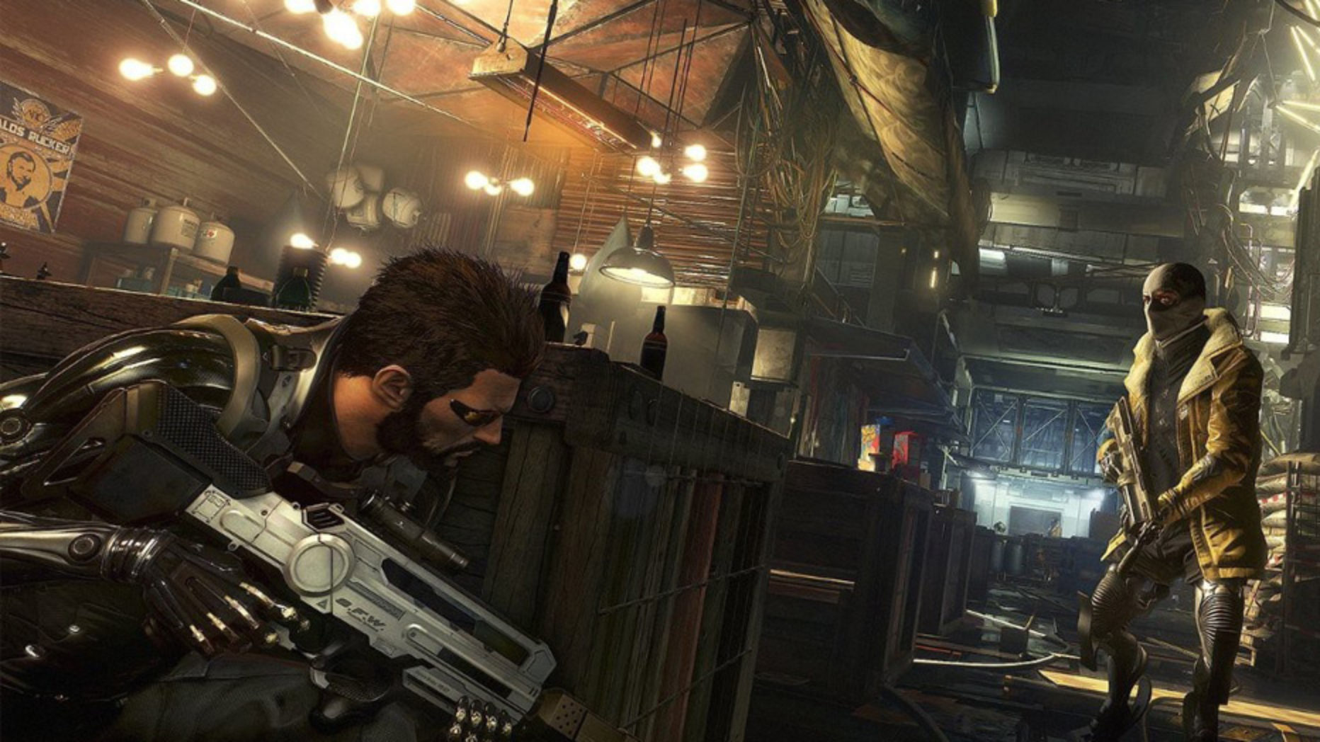 Deus Ex: Mankind Divided Review | I Love Lamp
