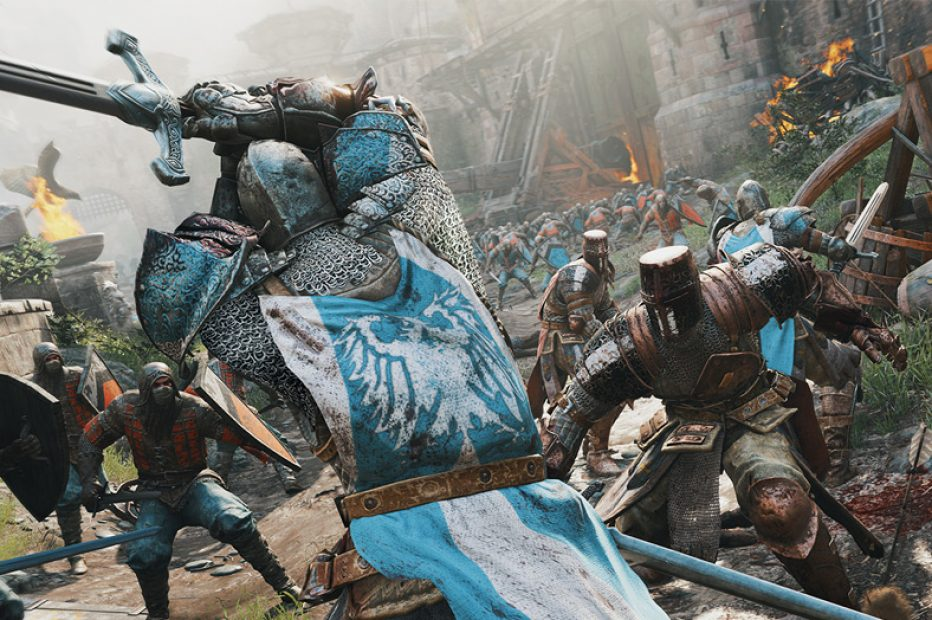 For Honor Review   Knightenfall