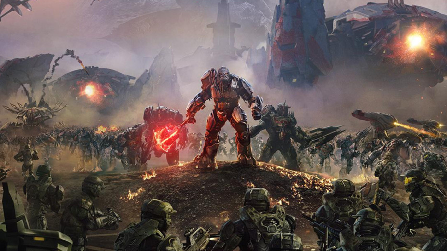 Halo Wars 2 Review  | Alice in Wonderland