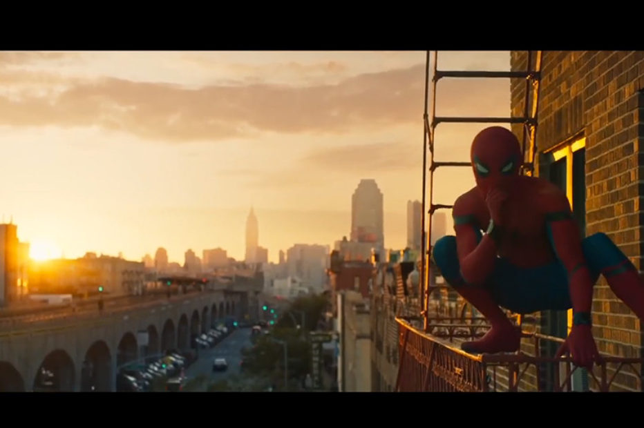[UPDATED] Check Out The New Spider-Man: Homecoming Trailer!