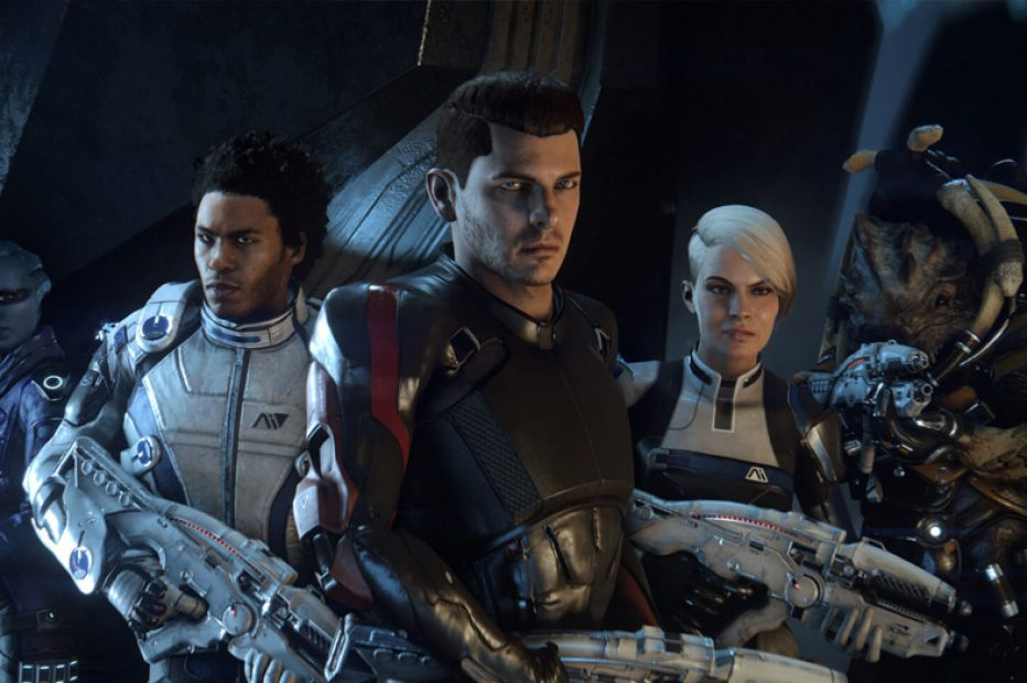 Mass Effect: Andromeda Review   There and Back Again