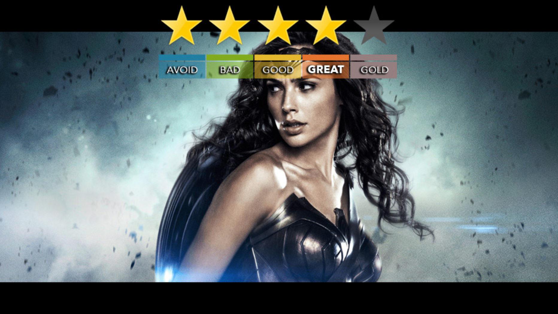 Wonder Woman IMAX 3D | Film Review & Trailer