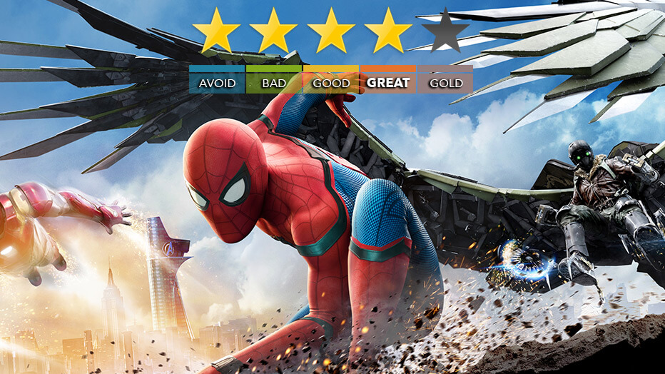Spider-manHomecomingReview