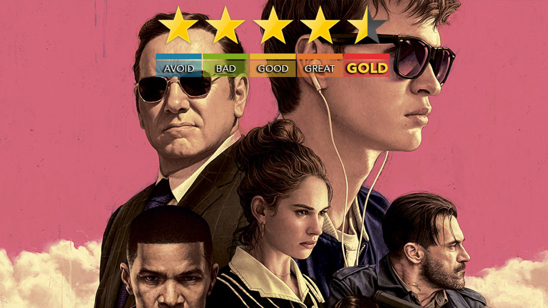 Baby Driver | Film Review & Trailer