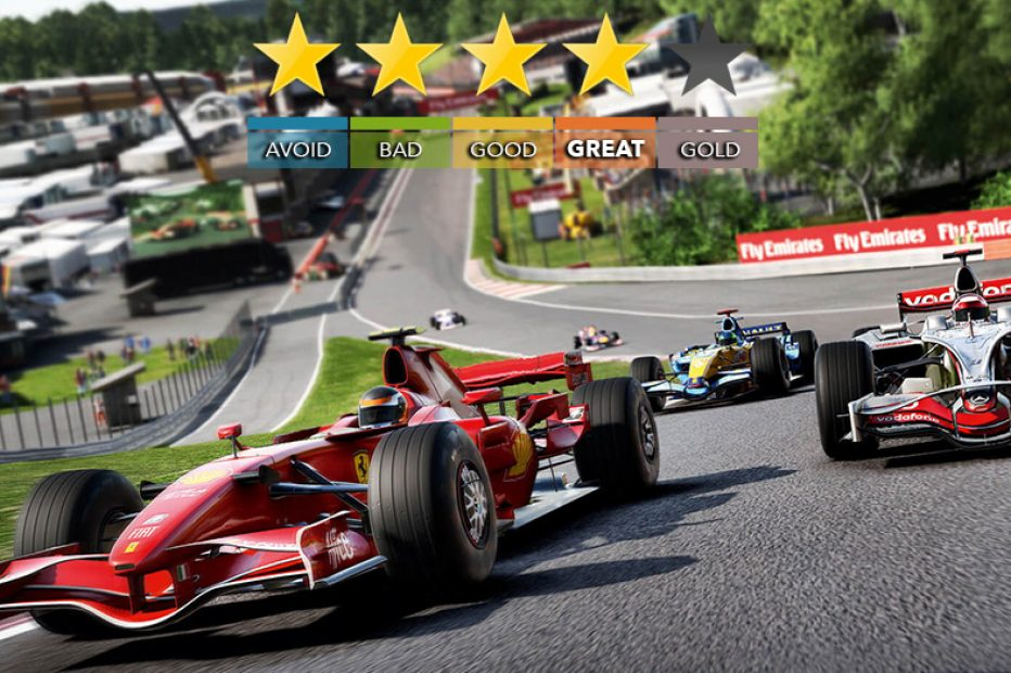 F1 2017 – The Winning Formula    Review & Trailer