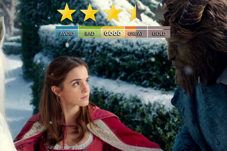 Beauty and the Beast | Blu-Ray Review & Trailer