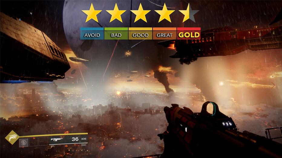 Destiny2review