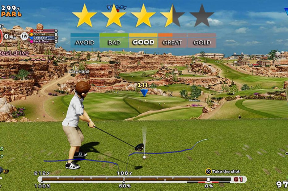 Everybody's Golf | PS4 Review and Trailer
