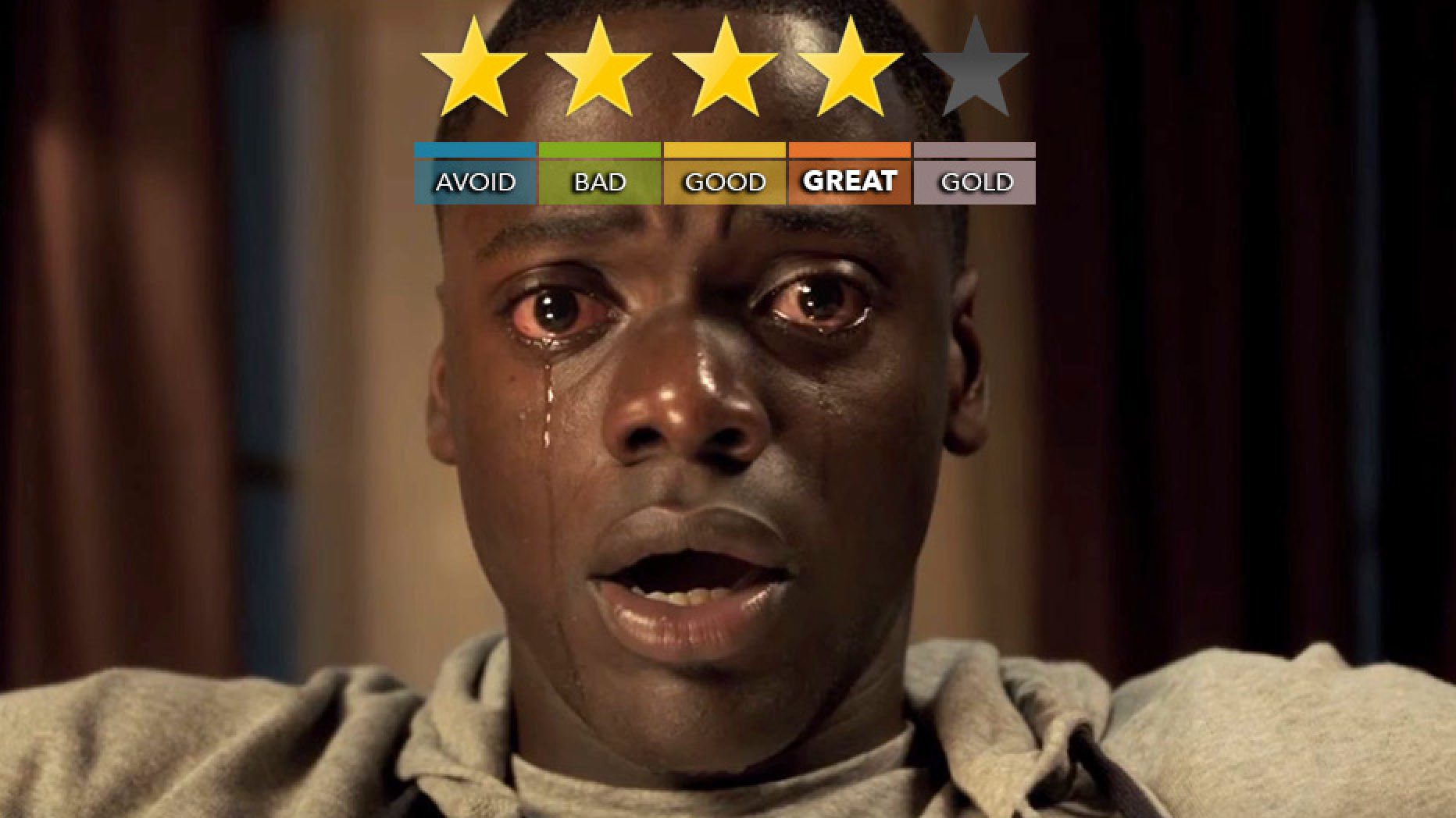 Get Out   Film Review and Trailer