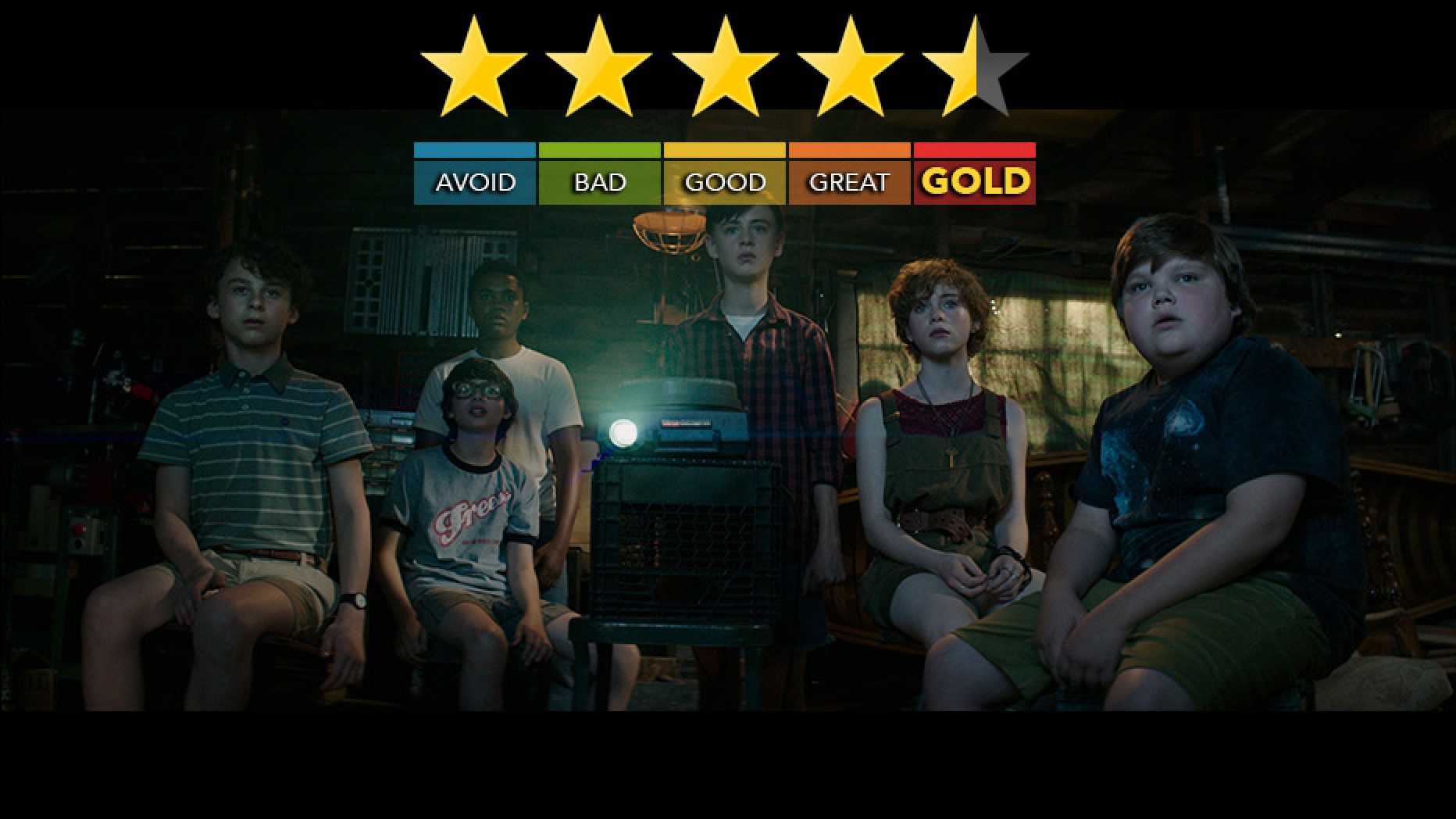 IT   Film Review and Trailer