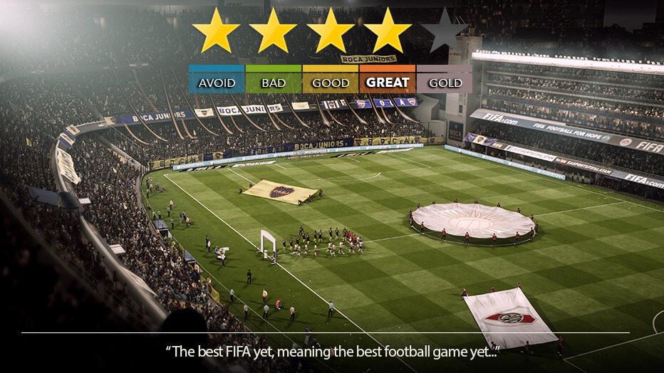FIFA18review