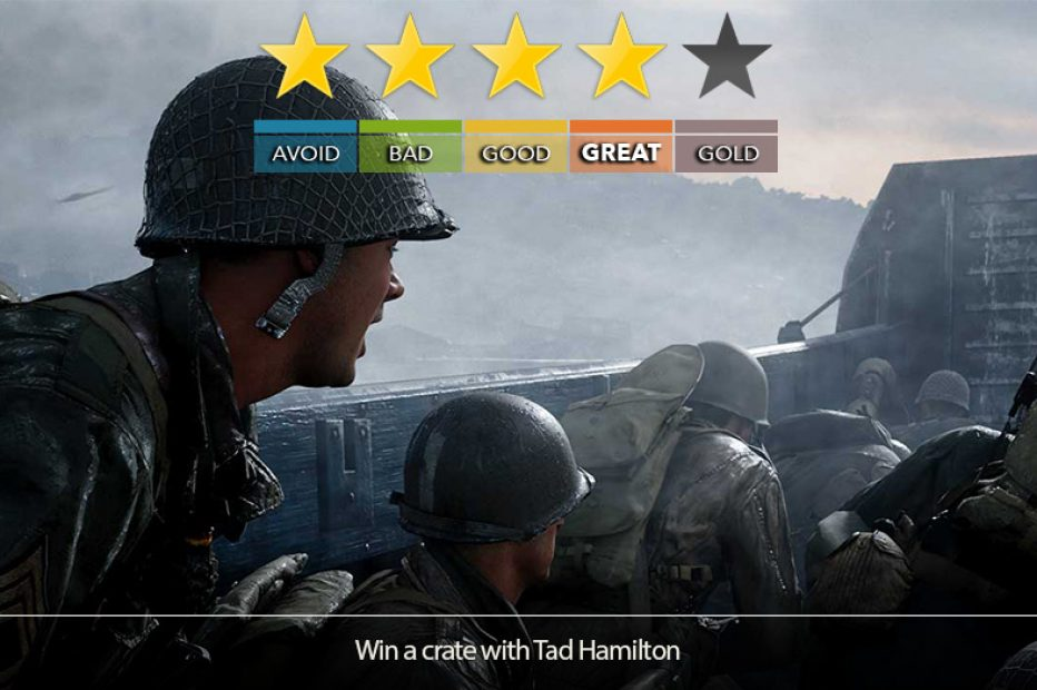 Call of Duty: WW2 Review – Loot's on the Ground