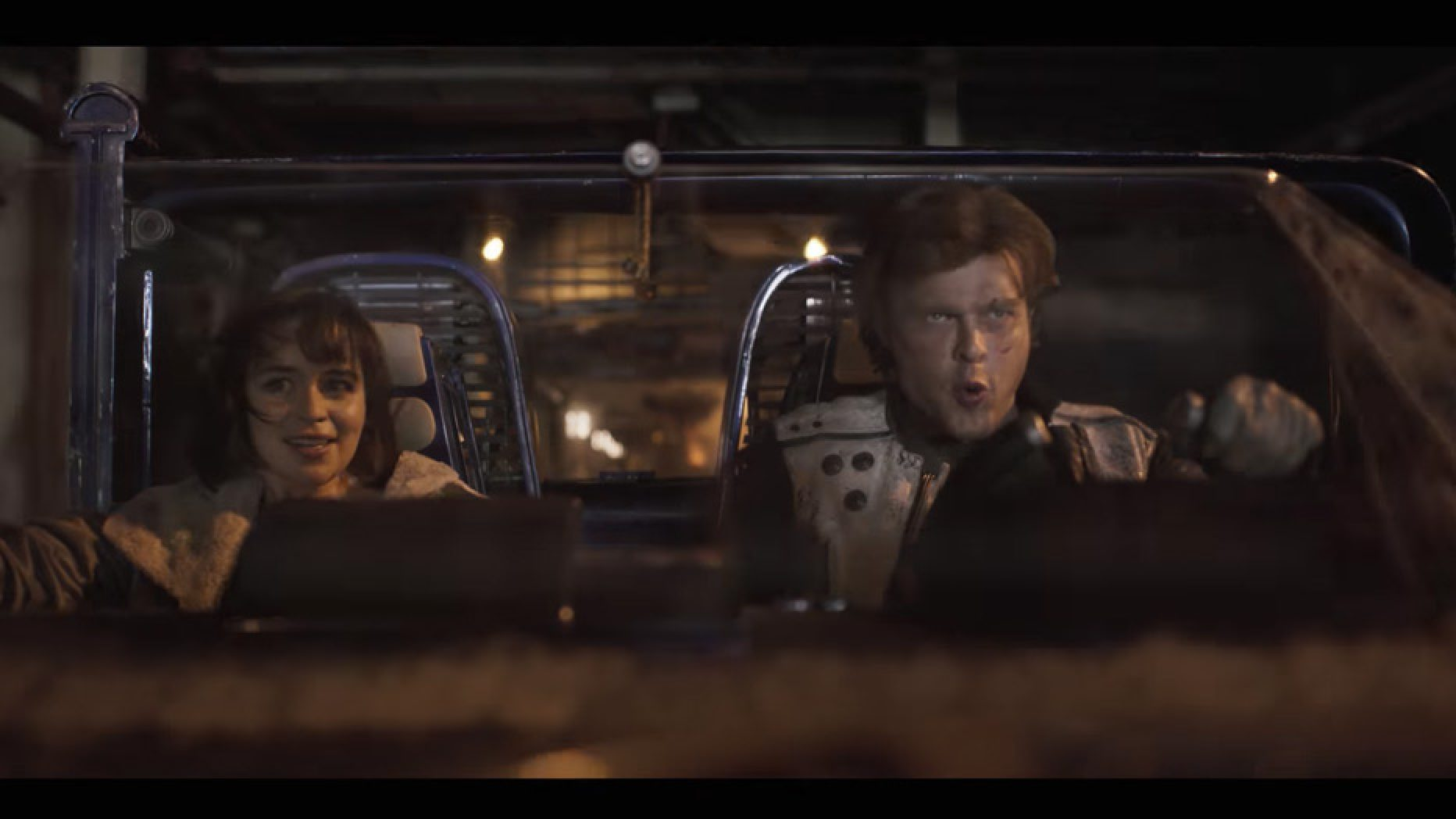 Here's the Trailer for Solo: A Star Wars Story, Kid