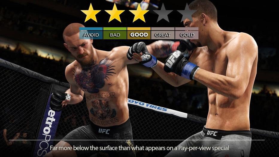 UFC3review