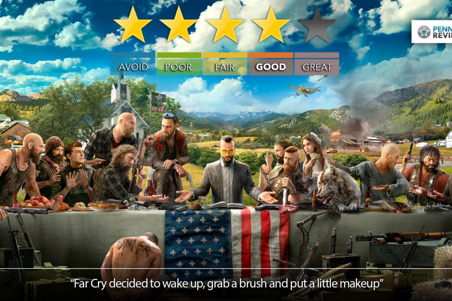Is FAR CRY 5 The Real American Dream?  | Game Review