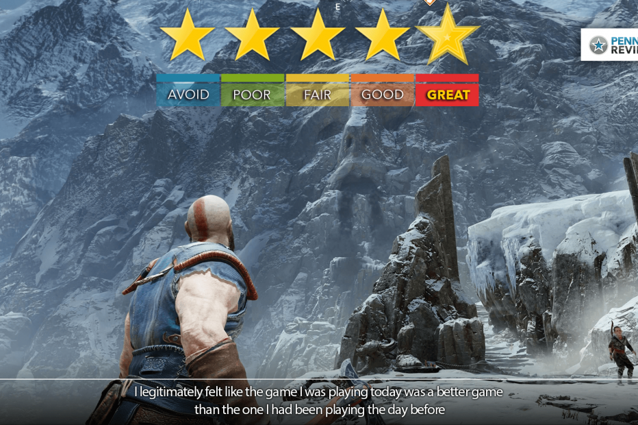 GOD OF WAR – Norse Code | PS4 Review