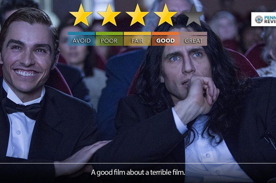 THE DISASTER ARTIST Hits The Mark | DVD Review