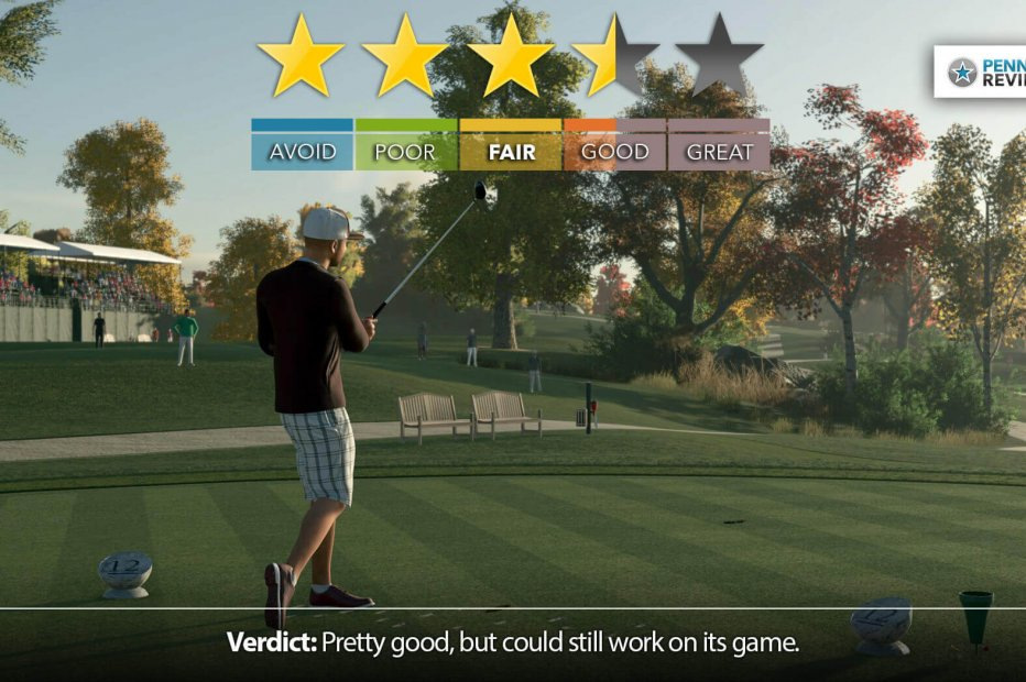 The Golf Club 2019 Featuring PGA TOUR Review – A Swing Or A Miss?