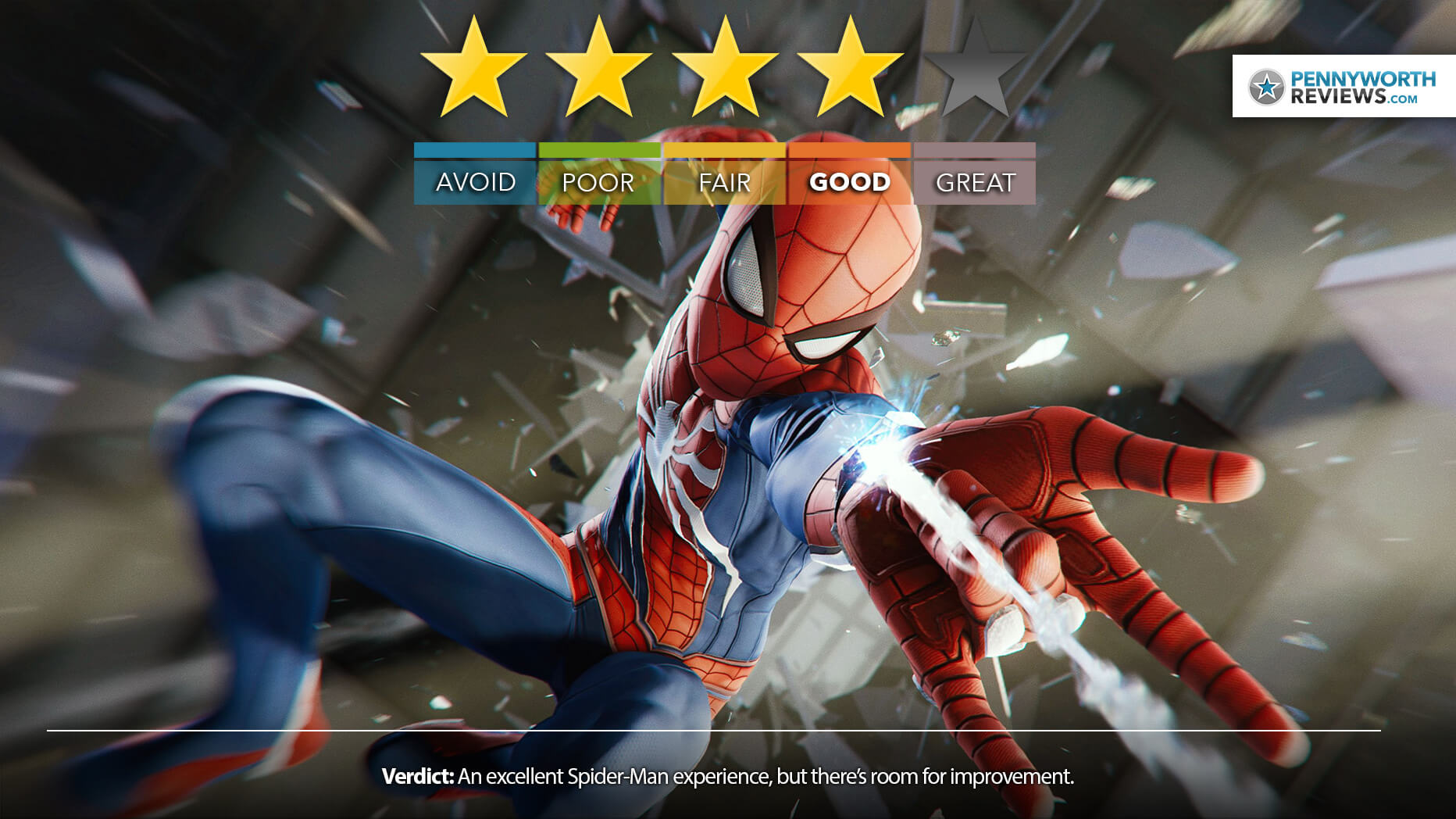 Spider-ManPS4review