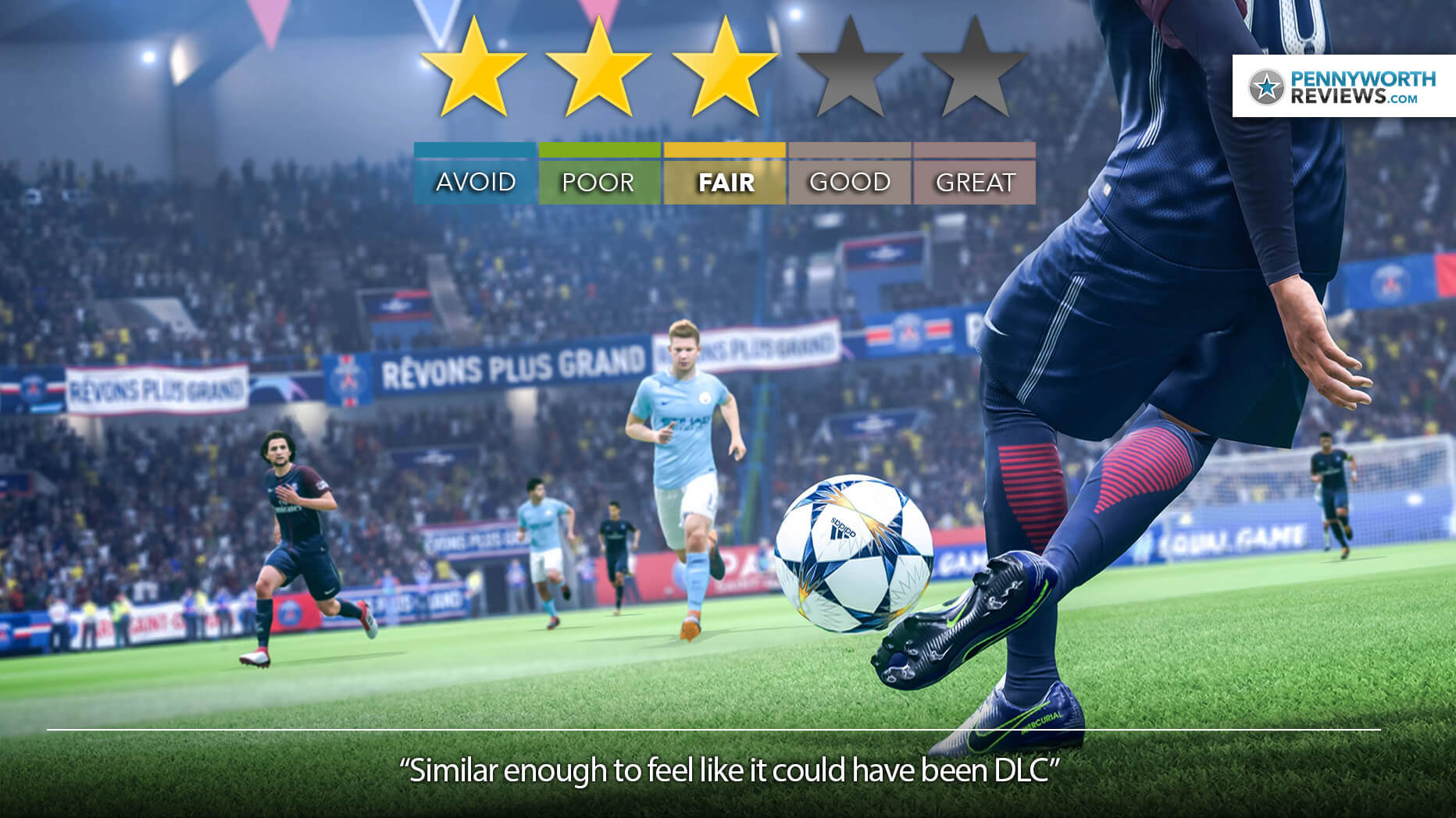 FIFA19review