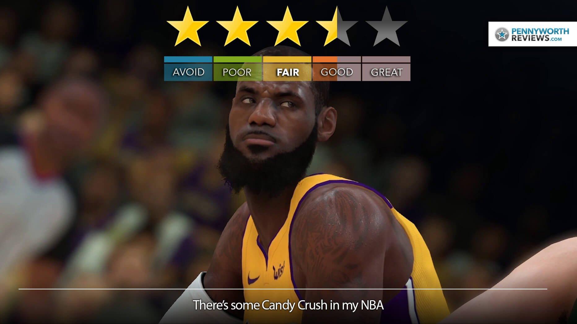 NBA 2K19 Review – Jumping Through Hoops