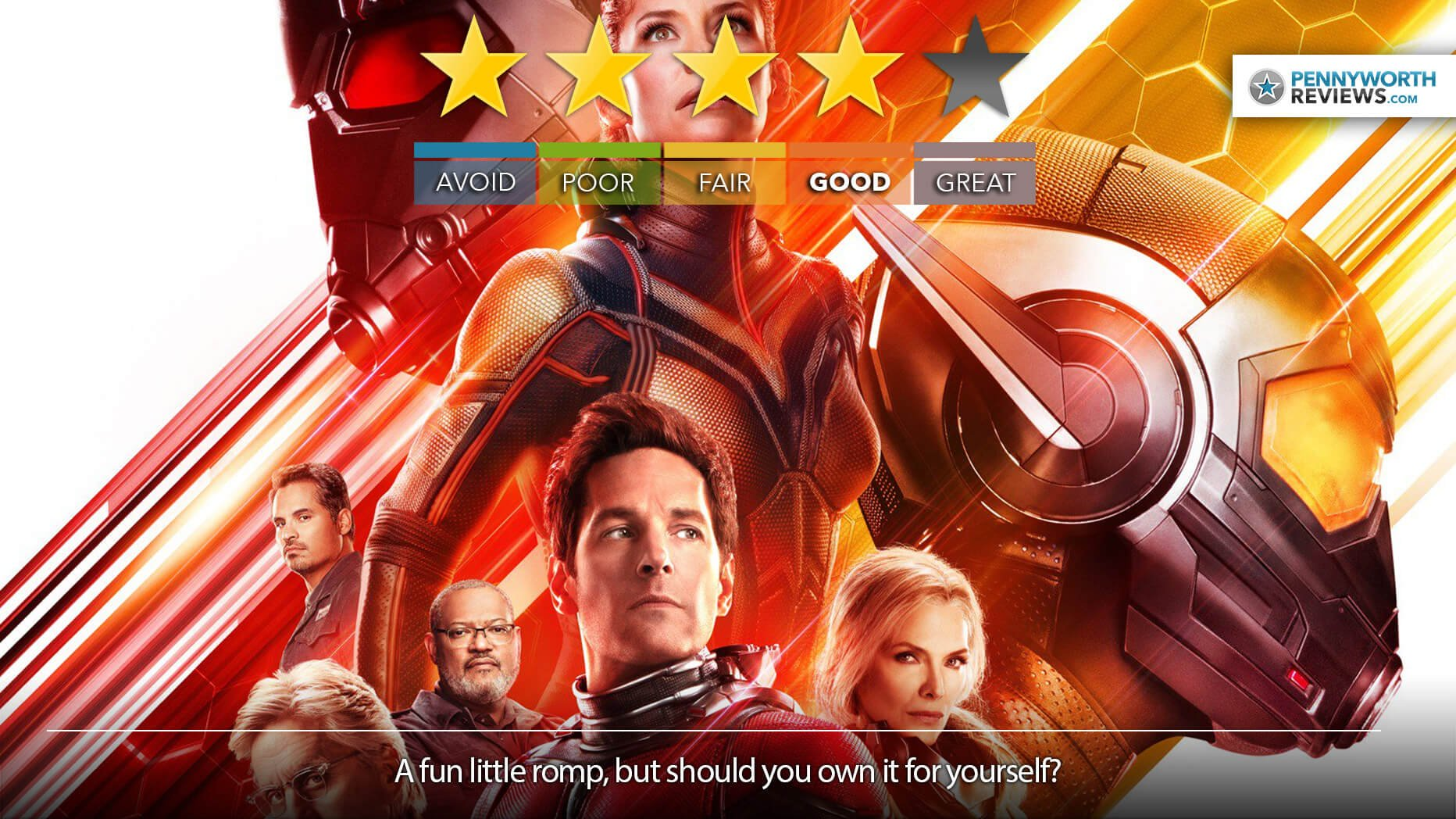 Ant-Man and the Wasp | Blu-ray Review