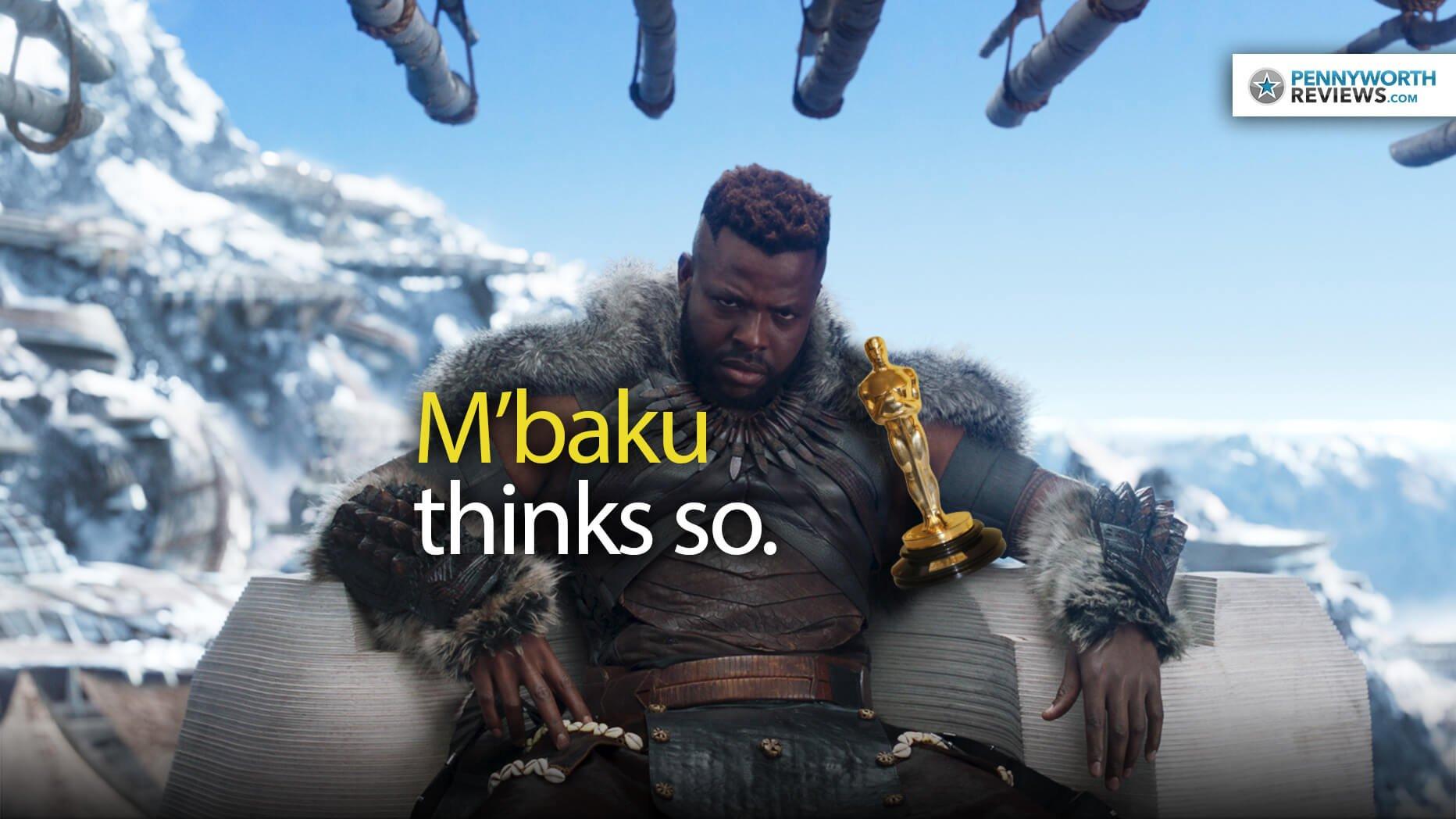 Does Black Panther Deserve A Best Film Oscar Nomination?