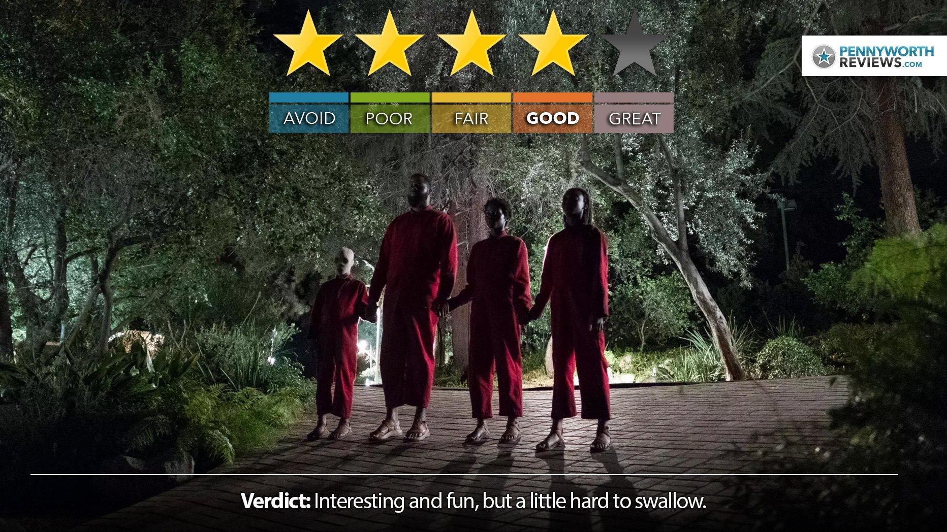 """Jordan Peele's """"Us"""" – Spoiler-Free Film Review"""