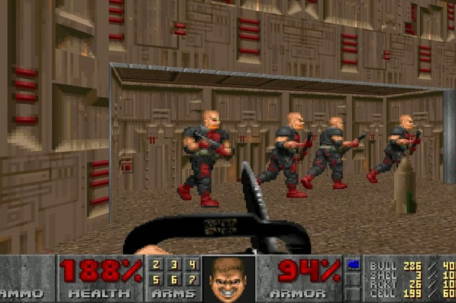 Classic Doom Games On Nintendo Switch Are Great