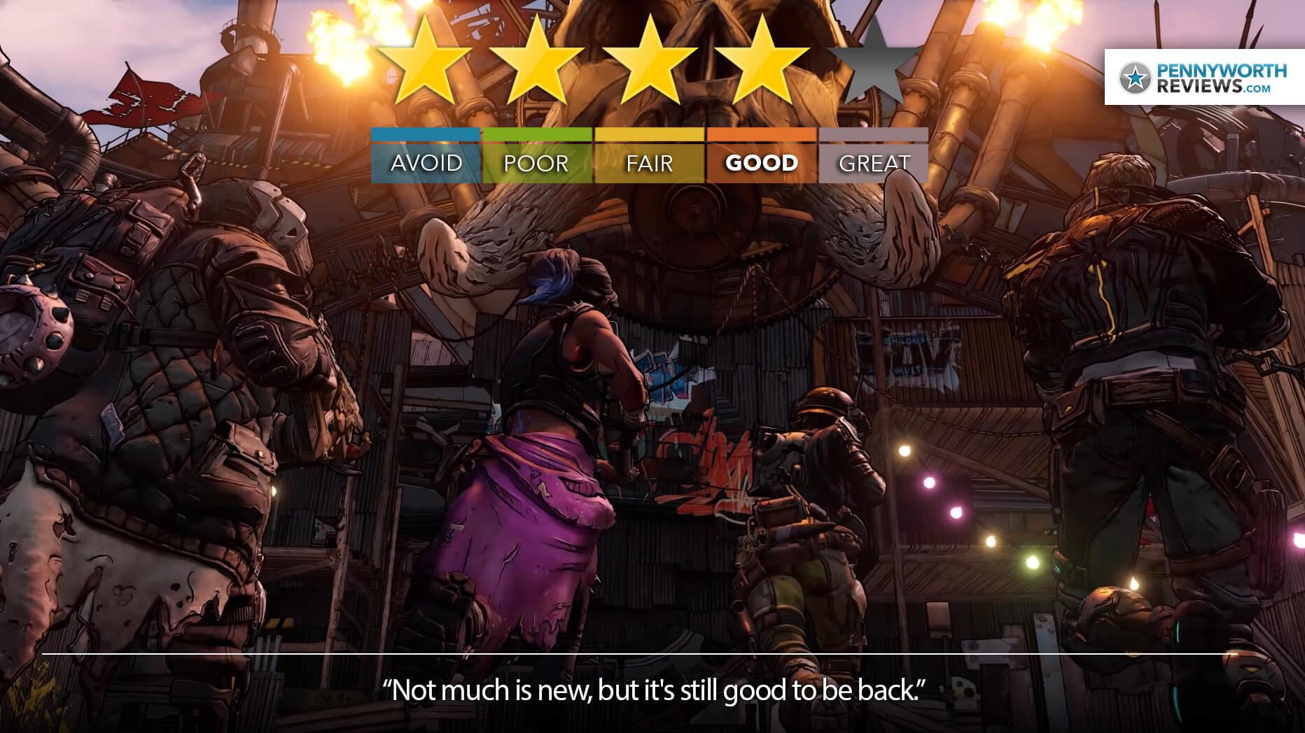 Borderlands 3 Review | Sci-pocalypse Now!