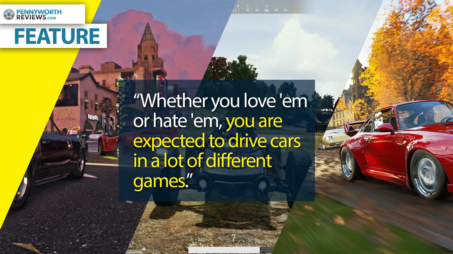 6 Driving Tips For Gamers