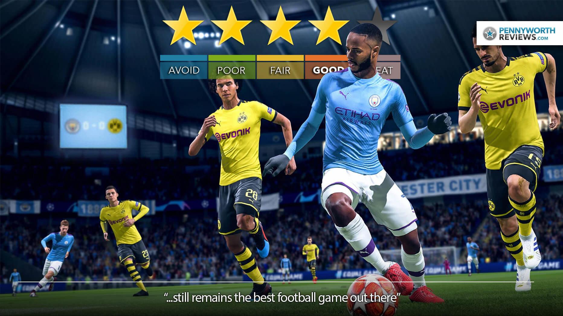 FIFA 20 Review – Deja View