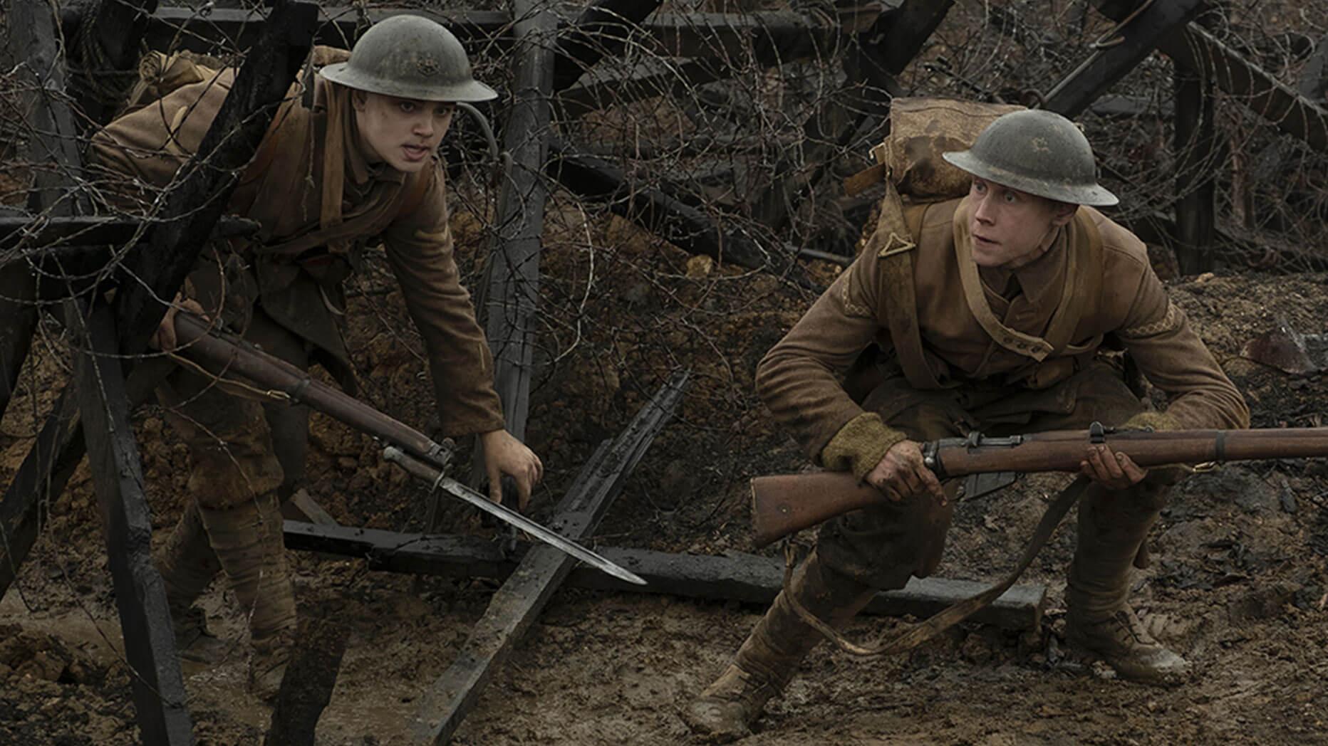 Image still of movie 1917